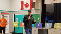 BC Lions players presented Windsor School students with energy information. We learned what energy is, what we do with it and how to conserve it! It was a dynamic presentation. […]