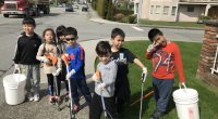 As part of Earth Week, the staff, students, and community at Windsor Elementary School participated in community clean-up day. On Thursday each class went around the community with their teachers, […]